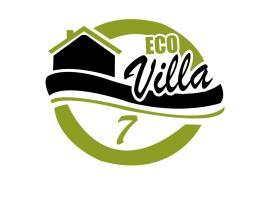ECOVILLA - Idyllische Ferienwohnung