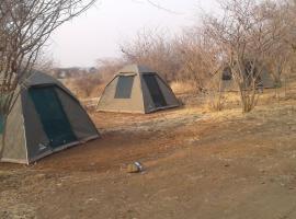 Pop Lamont Camp, Chobe