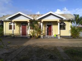 Piscesstraat 21, Kwatta, Paramaribo