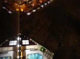 برج الجوهرة داماك, Dżudda