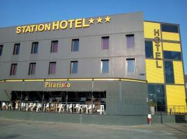 Station Hotel, Viana