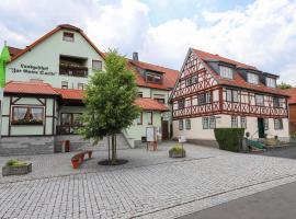 Rhöner Landgasthof-Hotel Zur Guten Quelle