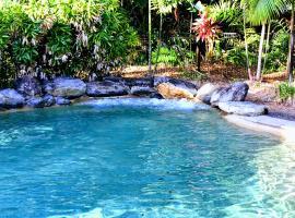Rainforest Pool Homestay, Кэрнс