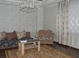 Apartments on Kievskaya 114, Bishkek