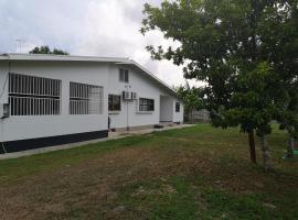 Raghoebarsingweg 26 Appartement, Paramaribo