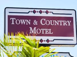 Town and Country Motel, Сидней