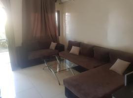 welcome appartement, Derklé