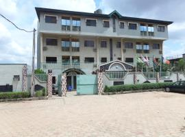 Scrolab Executive Hotel, Ibadan