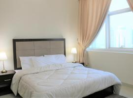 SEA VIEW FURNISHED 3BD APARTMENT - WEST BAY, Доха