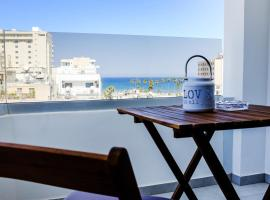 Apollon City & Seaview Apartments 2Bdr, Larnaca