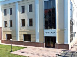 GYM Inn, Tashkent