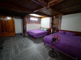 Nhà sàn tam đảo, Tam Ðảo