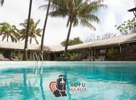 Hotel Hotu Matua, Hanga Roa