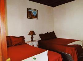 CASA HOTEL EL EMPEDRADO, Antigua Guatemala