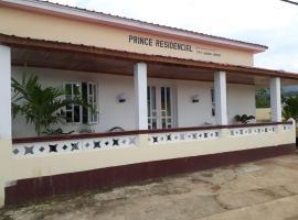 Prince Residencial, Santa Joaquina