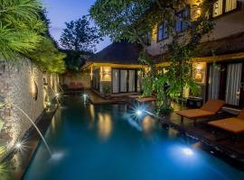 Manzelejepun Luxury Villas, Sanur