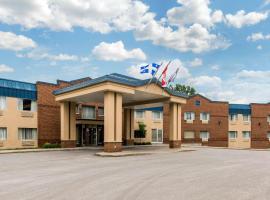 Comfort Inn & Suites Shawinigan, Shawinigan