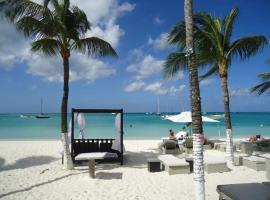 Aruba Beach Apartment!, Oranjestad