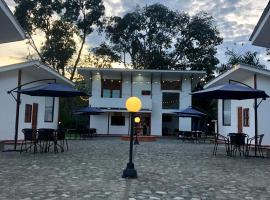 Hotel Santa Fé Mediterraneo, Santa Fe de Antioquia