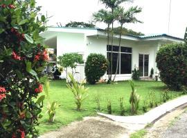 Villa Lanita, Portobelo