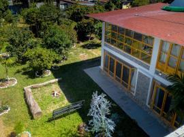 Casa Aparicio Loft, Jucayná