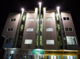 Résidence Soleil d'Afrique, Cotonou