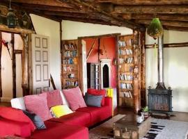 Samaki House- The Cliffhanger, Arusha