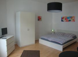 Farbenfrohe Wohnung inkl. WiFi (11)