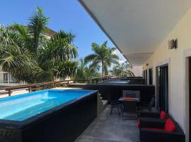 Aldea Thai 2 Bedrooms with Private Pool, Playa del Carmen