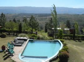 Villa Vinitto Cabañas, Villa Yacanto