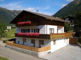 Residence Alpenblick, Valles