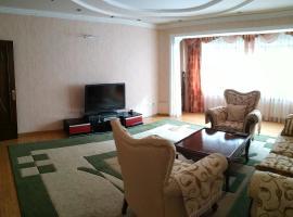 Apartment on Chekhova 10, Tashkent