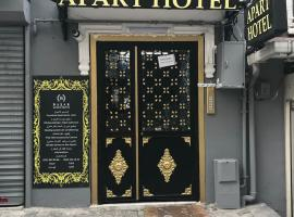 Başak Apart Hotel, Stambuł