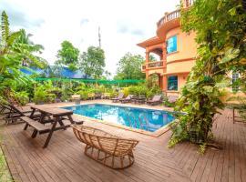 V&A Villa, Siem Reap