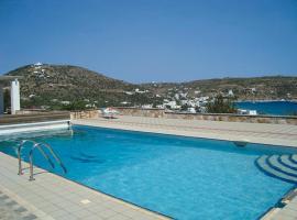 Sifnos Island Villa Clara, Platís Yialós