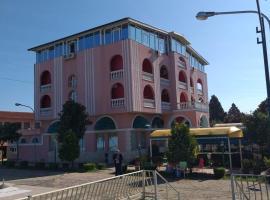 Hotel Meteor, Szkodra