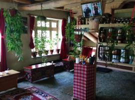 Hidden Heaven- Apple Orchids Homestay, Leh
