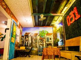 031 hostel & coffee, Duong Dong