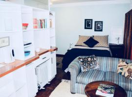 Cosy Studio in Cape Town City Centre, Kapsztad
