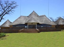 Wilde Sering Lodge, Ystervarkfontein
