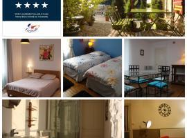 Appolusbratadis Appartement 1-4 Personnes, Plombières-les-Bains