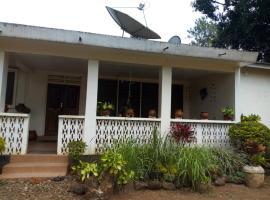 Sister Judy's home, Moshi