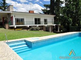 Gran Propiedad con Vista Panoramica, Villa Carlos Paz