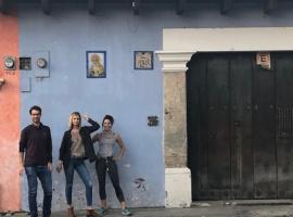 Casa Roksanda, Antigua Guatemala