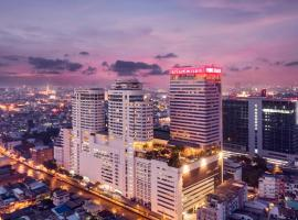 Prince Palace Hotel, Бангкок