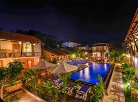 Lan Anh Garden Resort, Duong Dong