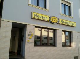 Gästehaus Reuten