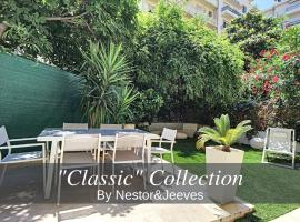 "Nestor&Jeeves - ""Citrus Garden"" - Central - By sea, Nizza"