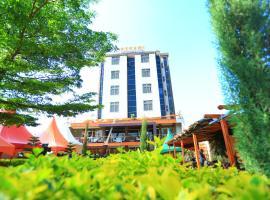 Kerawi international hotel, Āwasa