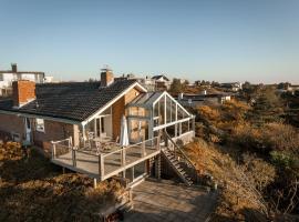 Villa Transvaal, Bergen aan Zee